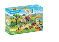 Playmobil - Summer Campground PMB70329