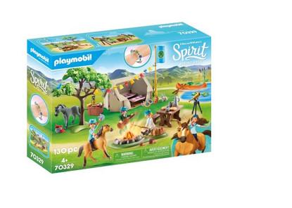 Playmobil - Summer Campground PMB70329