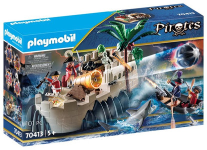 Playmobil - Redcoat Bastion PMB70413