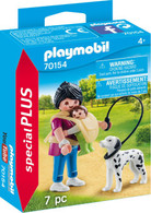 Playmobil - Mother with Baby and Dog PMB70154