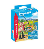 Playmobil - Fisherman PMB70063