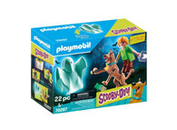 Playmobil - SCOOBY-DOO! Scooby & Shaggy with Ghost PMB70287