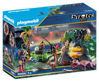 Playmobil - Pirate Hideaway PMB70414