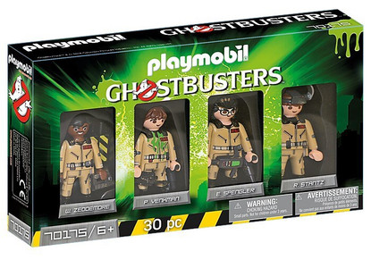 Playmobil - Ghostbusters™ Figures Set Ghostbusters PMB70175