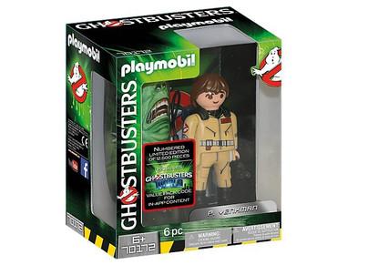 Playmobil - Ghostbursters Collection P. Venkman PMB70172