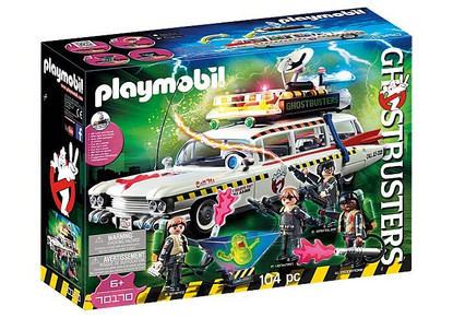 Playmobil - Ghostbusters Ecto-1A PMB70170