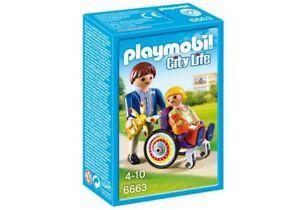 Playmobil - Child in Wheelchair PMB6663