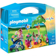 Playmobil - Family Picnic Carry Case PMB9103