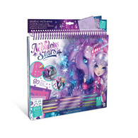Nebulous Stars- Fantasy Horses - Creative Sketchbook