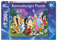 Ravensburger - Disney Favourites Puzzle 200pc RB12698-9 box