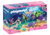 Playmobil - Pearl Collectors with Manta Ray - Mermaid Underwater World PMB70099