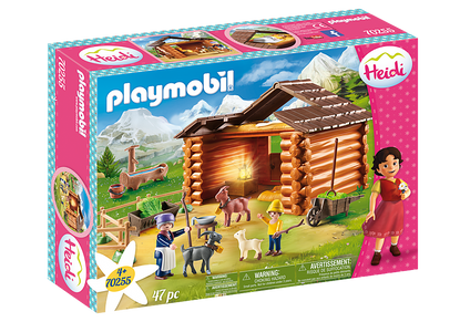 Playmobil - Peter's Goat Stable PMB70255