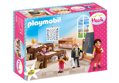 Playmobil - School Lessons in Dörfli PMB70256