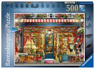 Ravensburger - Antiques & Curiosities 500pc RB16407-3