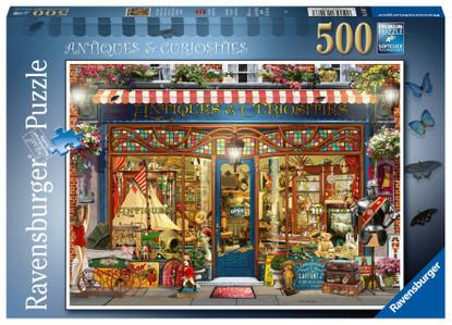 Ravensburger - Antiques & Curiosities 500pc RB16407-3