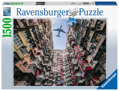 Ravensburger - Hong Kong 1500pc RB15013-7