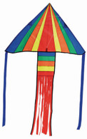 Melissa & Doug - Rainbow Rocket Delta Kite