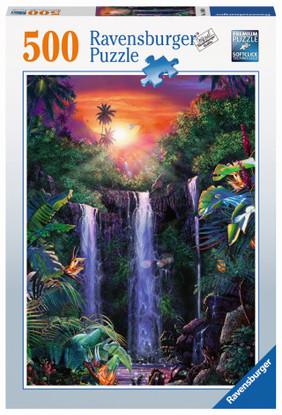 Ravensburger - Magical waterfall 500pc RB14840-0