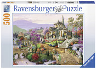 Ravensburger - Hillside Retreat Puzzle 500pc RB14806-6