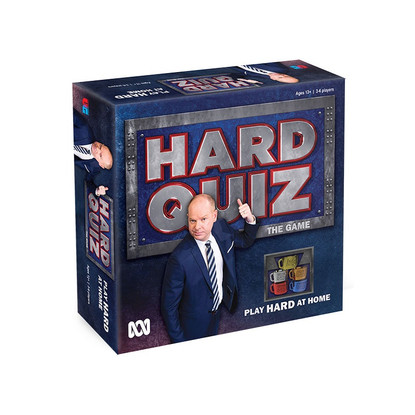 Hard Quiz The Game