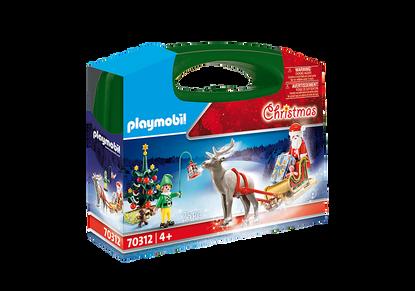 Playmobil - Christmas Carry Case PMB70312