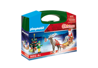 Playmobil - Christmas Carry Case PMB70312