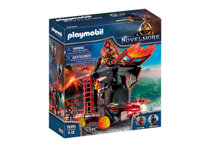 Playmobil - Burnham Raiders Fire Ram PMB70393