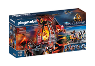 Playmobil - Burnham Raiders Lava Mine PMB70390