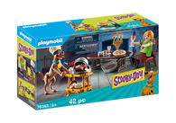 Playmobil - SCOOBY-DOO! Dinner with Shaggy PMB70363