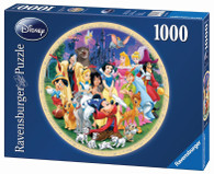 Ravensburger - Disney Wonderful World Jigsaw Puzzle 1000pc RB15784-6