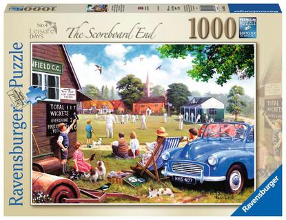 Ravensburger - The Scoreboard End (No4) 1000pc RB16485-1