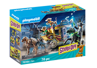 Playmobil - SCOOBY-DOO! Adventure in the Wild West PMB70364