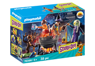 Playmobil - SCOOBY-DOO! Adventure in Witch Cauldron PMB70366