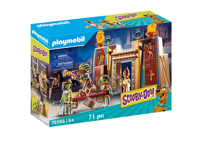 Playmobil - Scooby-Doo! Adventure in Egypt PMB70365