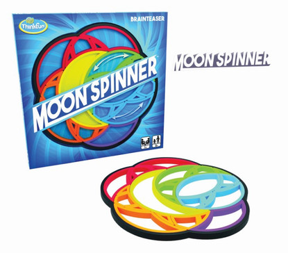 ThinkFun - Moon Spinner TN76388 Moon Spinner packaged and out of box