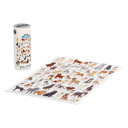 Ridleys - Dog Lovers 1000 pc Jigsaw Puzzle