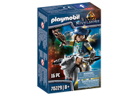 Playmobil - Novelmore Crossbowman with Wolf PMB70229