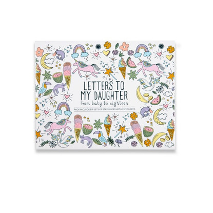 Letters to my Daughter - Two Little Ducklings