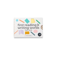 First Reading and Writing Words Flash Cards - Two Little Duckings