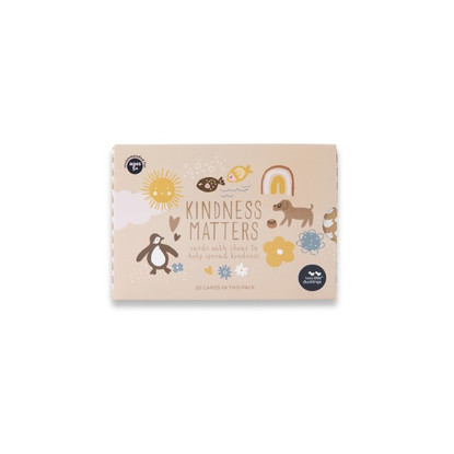 Kindness Matters Flash Cards (Boxed) - Two Little Ducklings