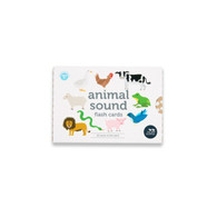Animal sound flash cards (boxed) - Two Little Ducklings