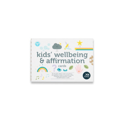Kids' Wellbeing and Affirmation Cards (Boxed) Two Little Ducklings