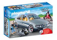Playmobil - SWAT Undercover Car PMB9361