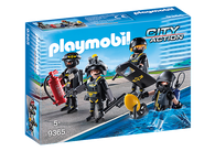 Playmobil - SWAT Team PMB9365 (4008789093653)