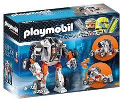Playmobil - Agent T.E.C.s' Robot PMB9251 (4008789092519)
