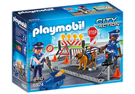 Playmobil - Police Roadblock PMB6924 (4008789069245