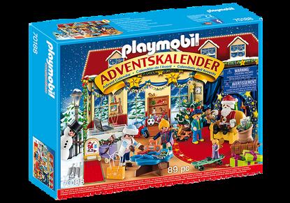 Playmobil - Advent Calendar - Christmas Toy Store PMB70188