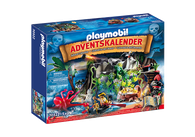 Playmobil - Advent Calendar - Pirate Cove Treasure Hunt PMB70322