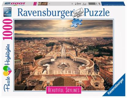 Ravensburger - Rome 1000pc RB14082-4