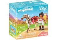 Playmobil - Spirit Solana Vaulting PMB70123 (4008789701237)